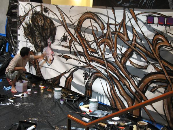 David Choe 2 – 9/24/07